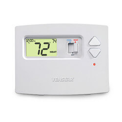 Venstar T1045 5+2 Day Programmable Digital Thermostat (Heat Pump Only)