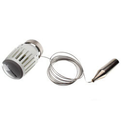 High Cap. Thermostatic Radiator Actuator<br>Setpoint & Remote Sensor Product Image