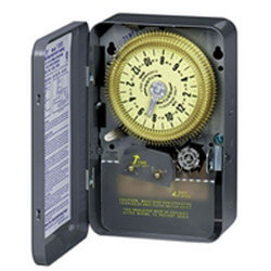 The Skipper - Mechanical Time Switch, 20A, SPDT w/ Skipper Wheel (208-277V) Product Image