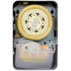 Compact 7-Day - Mechanical Time Switch, 20A, SPDT (120V) Product Image