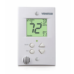Venstar T2300FS 7 Day Programmable Digital Thermostat Product Image