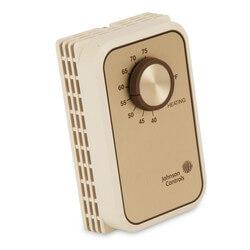 120/208/240/277V SPDT Thermostat (40-75F)
