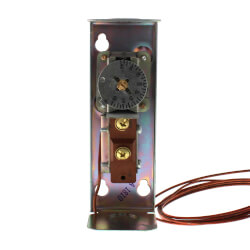 Temperature Controller, High Limit, 40 F to 180 F