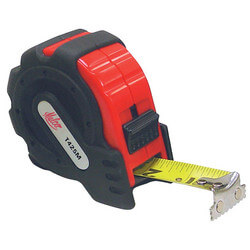 "1"" x 25' Magnetic<br>Tip Tape Measure Product Image"