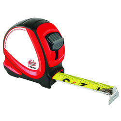 "1"" x 25' Writable<br>Tape Measure Product Image"