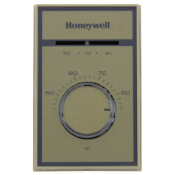 Light Duty Line Voltage Thermostats (44°-86°F) Product Image