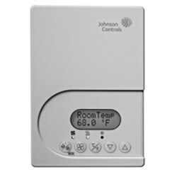 Fan Coil Thermostat, 3 Speed (Two On/Off or Floating) Product Image