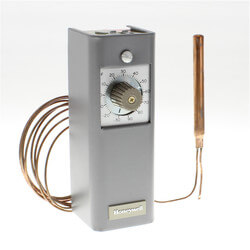 Remote Bulb Refrigeration Temperature Controller (-30°F to 90°F, 8' Cap) Product Image