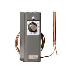 Temperature Controller, Unit Thermostat, 55 F to 90 F