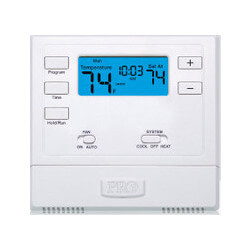 T605-2 5/1/1 Day Programmable Thermostat (1H/1C)
