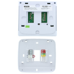 T721 Digital Non-Programmable, Multi-Stage Thermostat w/ Heat Pump (2H/1C)