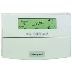 Programmable Commercial Thermostat w/ 3 Heat/3 Cool Stages Product Image
