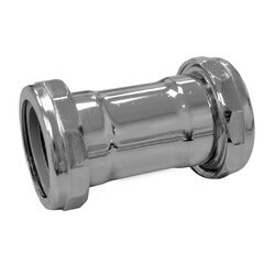 "1-1/4"" Double Slip Coupling Product Image"