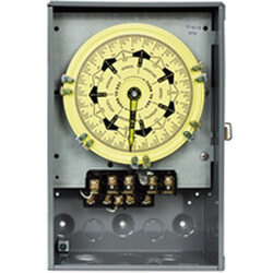 7-Day On/Off - Mechanical Time Switch, 40A, 4PST (120V) Product Image