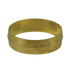 "1-1/2"" Brass Compression Ring Product Image"