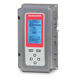 Electronic Temp Controller w/ 2 Temp Inputs, 4 SPDT Relays, 1 Sensor