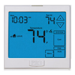 T925 7 Day Touchscreen Programmable Heat Pump Thermostat (3H/2C)