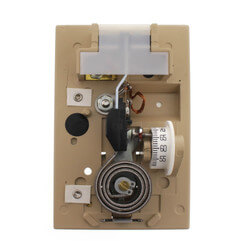 Heat Only Thermostat w/ 400 & 404 Plates (55°-85°F) Product Image