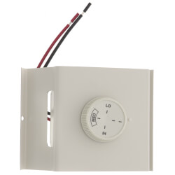 Single Pole Thermostat<br>for QMark 2500<br>Baseboard Heater Product Image