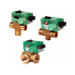 "3/4"", 3 Way Outdoor Reset I-Series Mixing Valve (Threaded)"