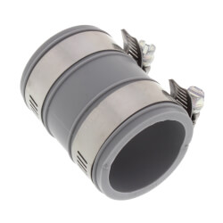 """1-1/4"""" or 1-1/2""""<br>Tubular Drain Pipe Product Image"""