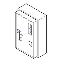 Two Position Electric Duplex Thermostat Product Image