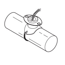 Strap-on Changeover Thermostat w/ Conduit Product Image