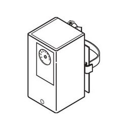 Strap-On Thermostat w/ Enclosure (50-210°F)