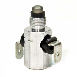 Thermocouple Adapter for Flame Guard (Left Hand Thread)