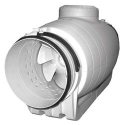 "TD-SILENT 6"" Mixed Flow Duct Fan (120V, 2700 RPM, 65W) Product Image"