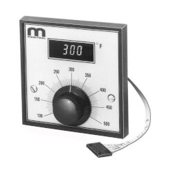 Remote Temperature Selector w/ LED Display (60° to 160°F) Product Image
