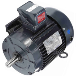 PSC Motor, 5 HP, 1800 RPM, Reversible (200-230/460V) Product Image