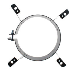 "Torsion Flex Mount Bracket (5-5/8"" Diameter<br>4-Legged) Product Image"