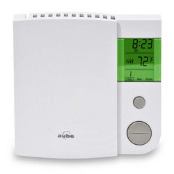 5-2 Programmable<br>Line Voltage Thermostat<br>For Electric Heating Product Image