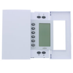 Th106 honeywell aube th106 7 day programmable line for Electric radiant heat thermostat