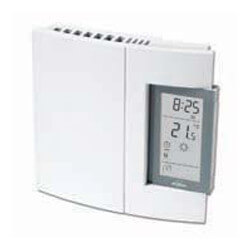 7-Day Programmable Line Volt Thermostat for Electric Heating (347 V)