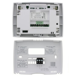 PRO 1000 Horizontal Non-Programmable Thermostats (1 Heat/1 Cool)
