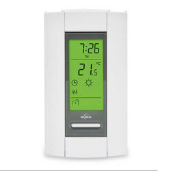 7 Day Programmable<br>Line V Thermostat<br>For Electric Heating, SPDT Product Image