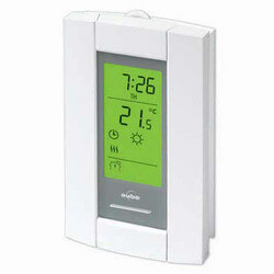 7-Day Programmable Low Voltage Electric & Floor Heating Thermostat
