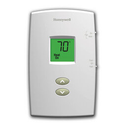 Basic Pro Non-Programmable, 2H/1C, Vertical Thermostat