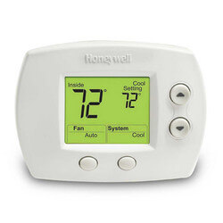 Non-Programmable Communicating Digital Thermostat (Premier White)
