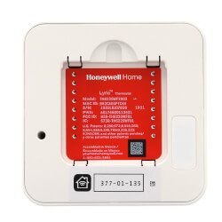 Lyric T6 Pro Wi-Fi Programmable Thermostat, 3H/2C Product Image