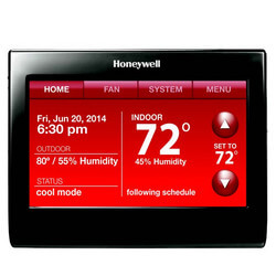 Honeywell Thermostat Heat Pump