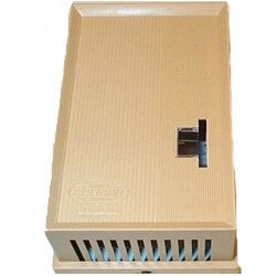 Direct Acting<br>Pneumatic Thermostat<br>Aspirating Cover (55°-85°F) Product Image