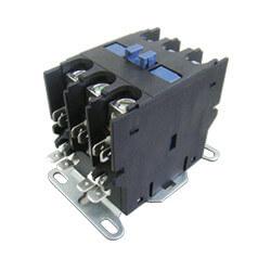 3 Pole DP Contactor, 208/240 Volt Coil, 30 Amp Product Image