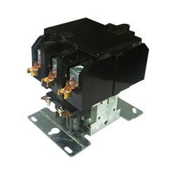 3 Pole DP Contactor, 24 Volt Coil, 90 Amp Product Image