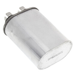 7.5 MFD Oval Motor Run Capacitor (370V) Product Image