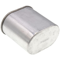 15/4 MFD Oval Dual Motor Run Capacitor (440/370V) Product Image
