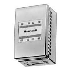 Pneumatic Thermostat Reverse Acting, Cooling Only