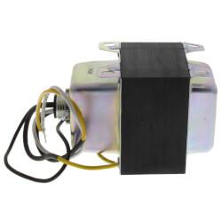 Transformer w/ Circuit Breaker,Single Hub, Foot Mount, 100VA, 120-24 Vac Product Image